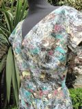 1950's 'Friends of the Forest' print vintage dress by TISHBRI **SOLD**
